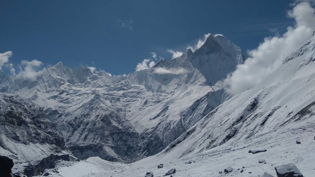 Top 5 Trekking in Nepal