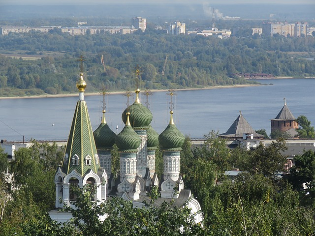 Highlights of Russian River Cruises