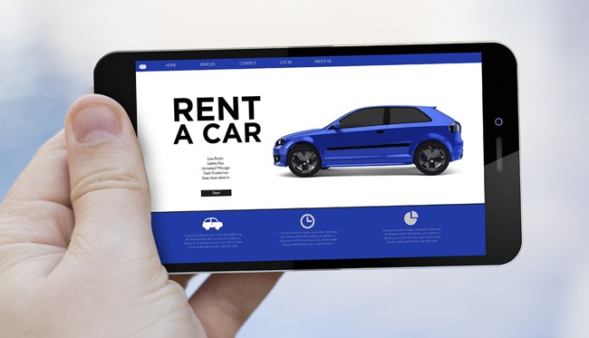 How to get car rental in Trondheim