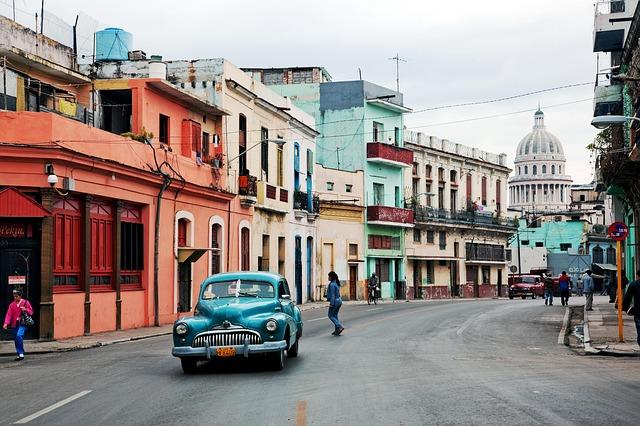 Cuba's Timeless Beauty