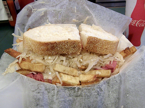 Pittsburgh Sandwich