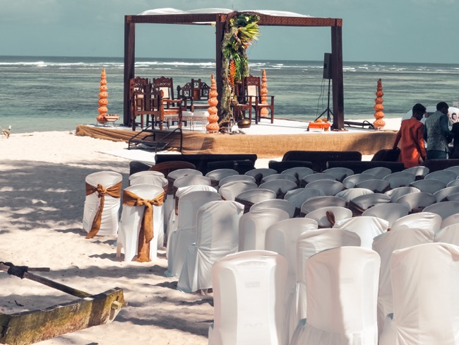 How to plan a destination wedding as stress-free as possible