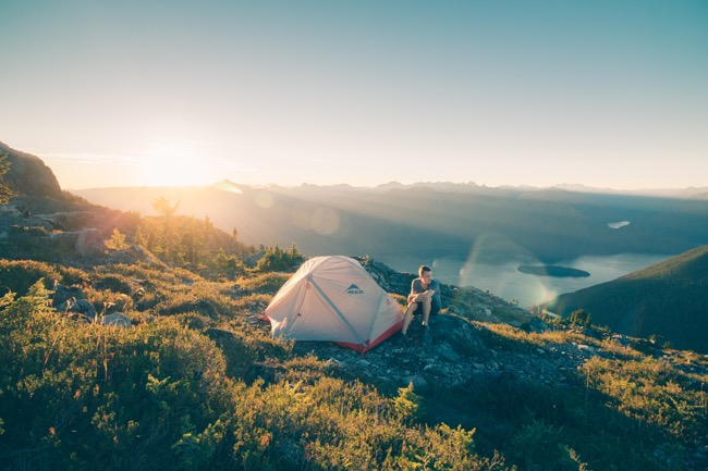 3 Tips for Planning a Comfortable Camping Trip