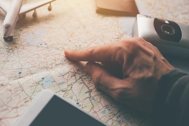 Find the right destination