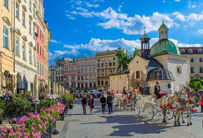 Autumn weekend in Cracow - what is worth seeing