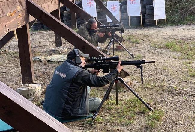 AK 47 Kalashnikov Shooting Range
