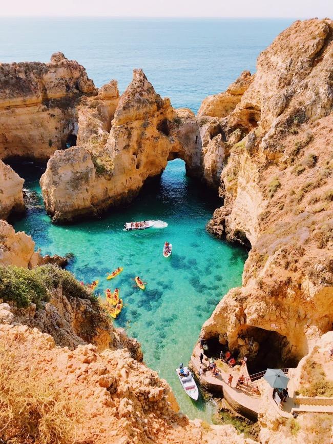 5 Reasons to Visit Algarve