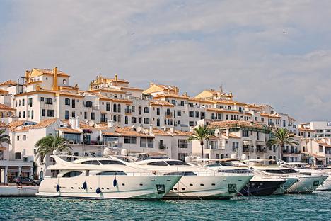 Puerto Banús, Marbella (Spain)