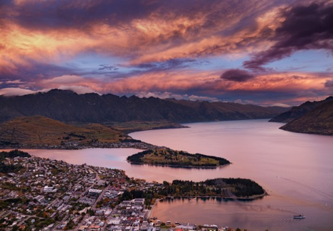 Picturesque Landscapes to Meander in at Queenstown