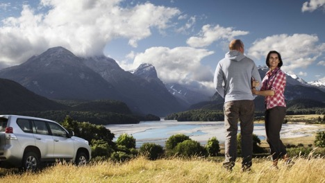 Road Trip Around New Zealand; Places to Visit by Car