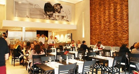 Alessandro e Frederico restaurant
