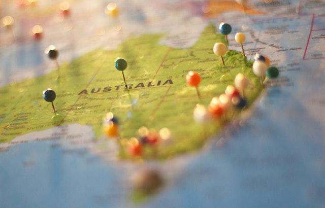 A Road Trip in Australia
