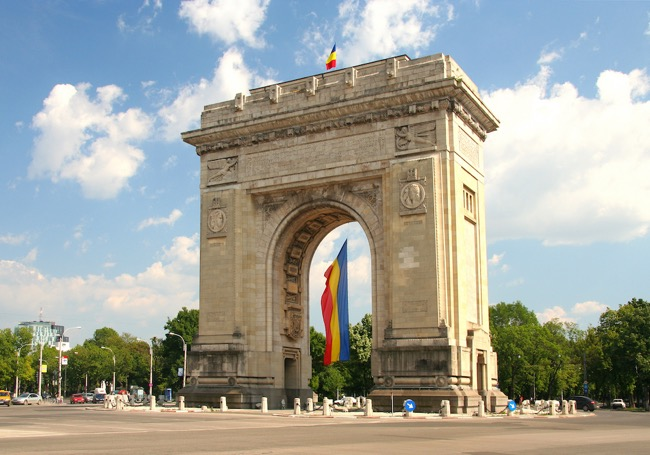 Bucharest: The Fall and Rebirth of Europe's Little Paris