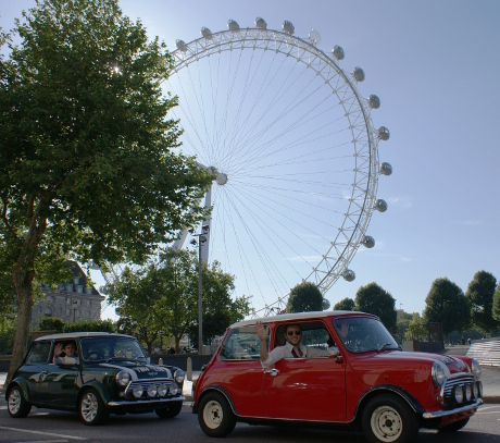 smallcarBIGCITY - Classic Mini Tours of London