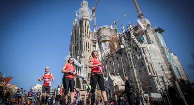Zurich Marathon of Barcelona
