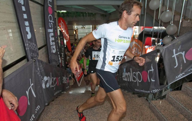 Vertical Running, Benidorm