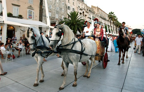 Days of Diocletian Festival