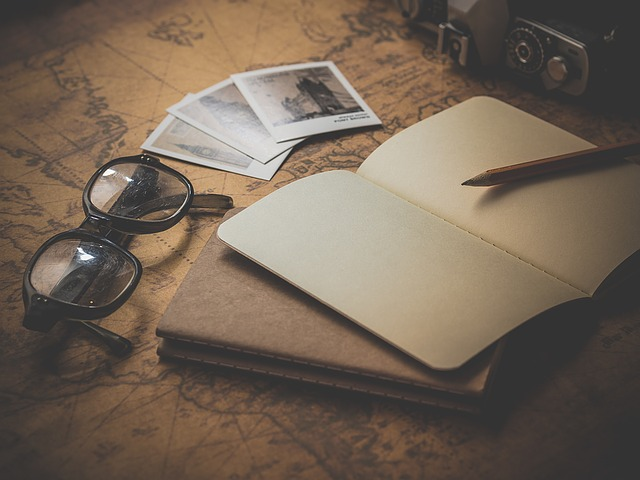 How to Start Writing a Travel Journal