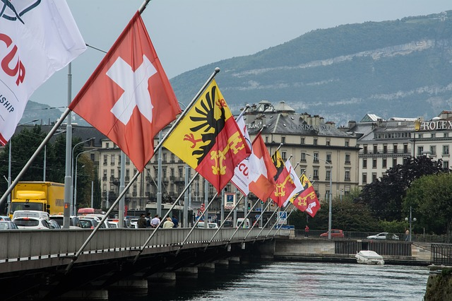 Geneva, The Places to Visit Here and Where to Stay