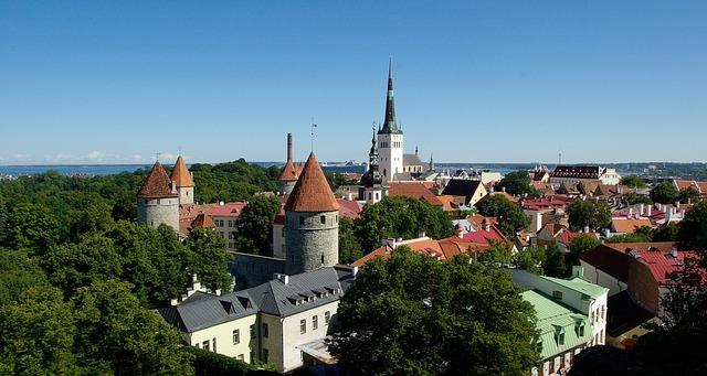 Tallinn - Baltic Cruise