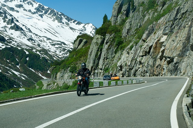6 Tips To Stay Safe While Touring The World On A Motorbike
