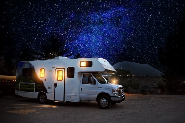 Liberate your Life and Travel America in an RV