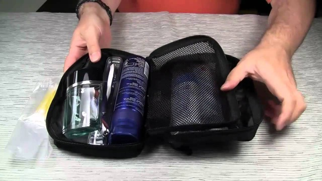 A Personal Supplies Bag