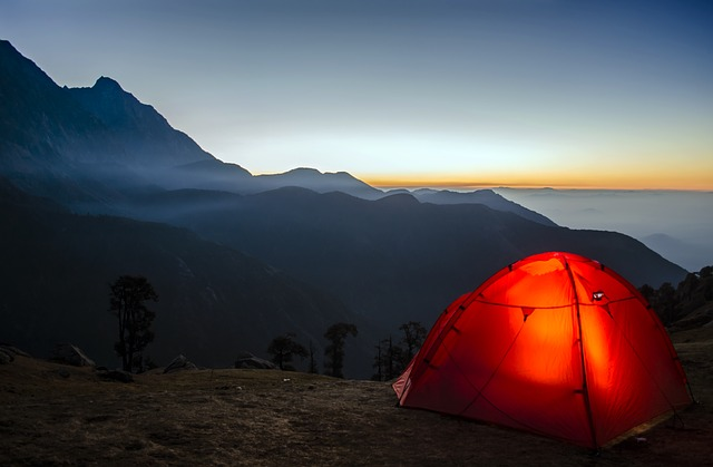 How to Travel for Free by Camping