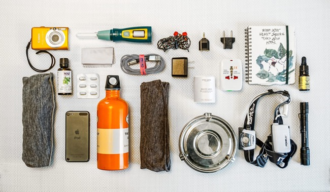 Things to carry while traveling - Know before you go!