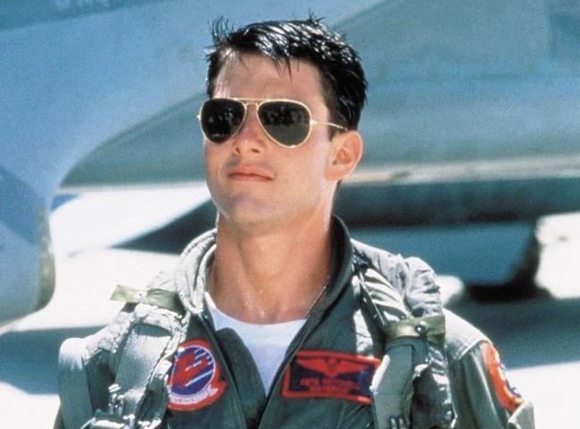 Top Gun: Ray-Ban Aviator