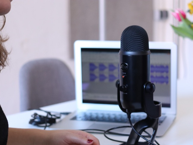 Voice over on the road – how to tips for travellers