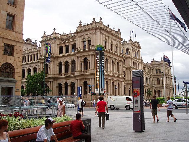Treasury Brisbane