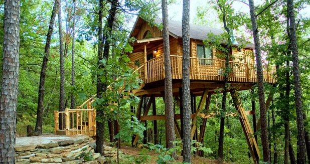 6 Amazing Tree House Hotels to Try Out