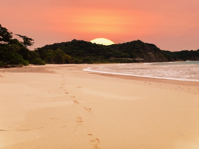 The perfect trip along Costa Rica coast