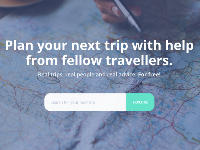 Real Trips, by Real People with Real Advice