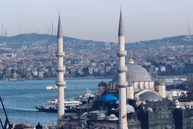 5 Cool Things to do in Istanbul