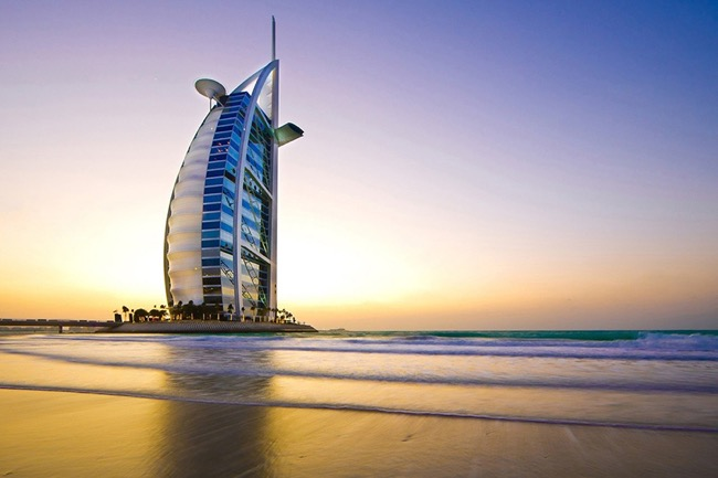 Must visit natural attractions in Dubai