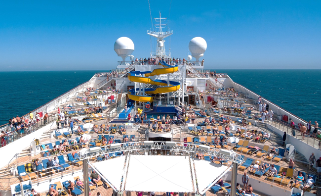 Twice the Number of UK Cruise Passengers Expected to Set Sail in 2018