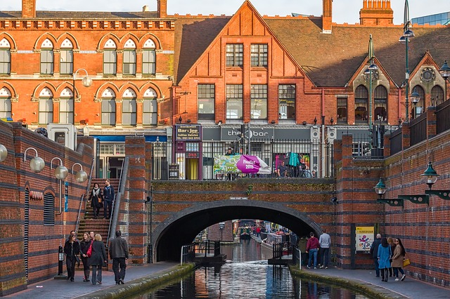 Things to see and do in Birmingham