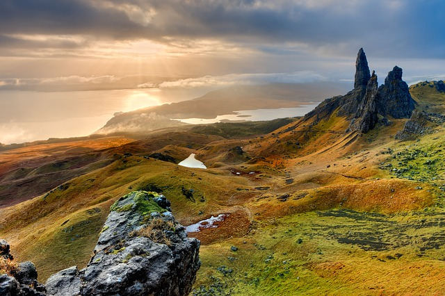 Top places to visit in Scotland