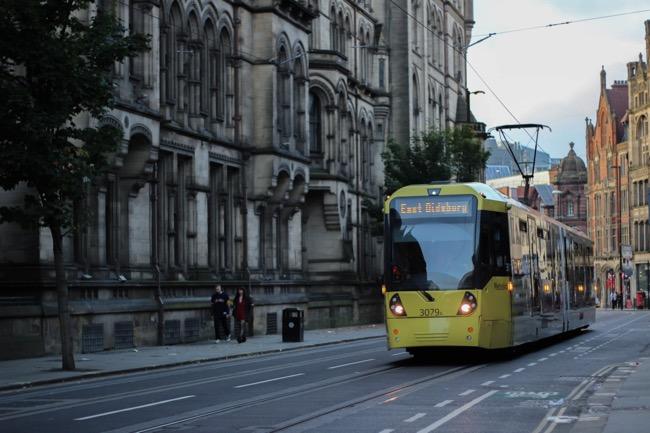 5 restaurants to visit in Manchester