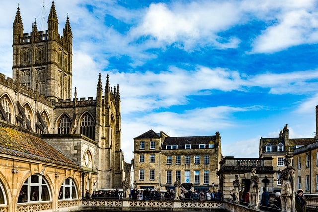 Short Trips: A Weekend in Bath UK