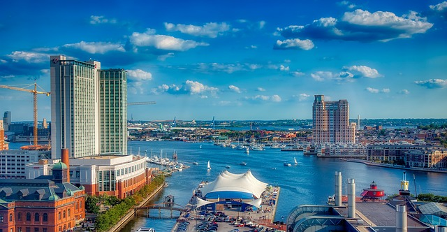 Top places to see in Baltimore on a road trip
