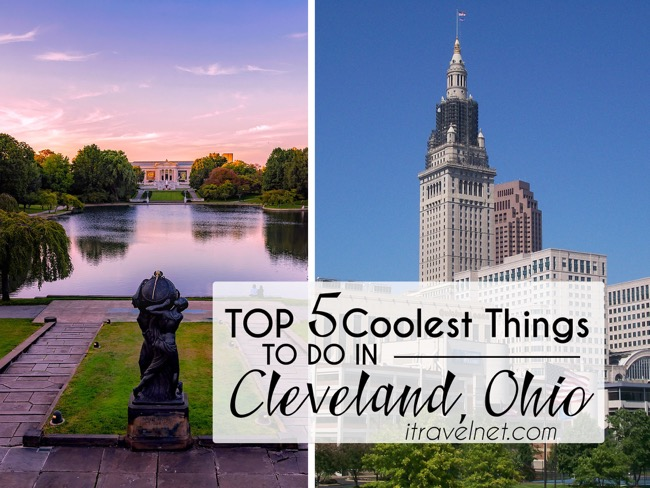 The Top Five Coolest Things To Do in Cleveland, Ohio