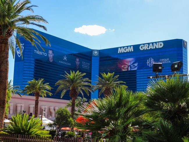 Las Vegas MGM Grand Hotel And Casino
