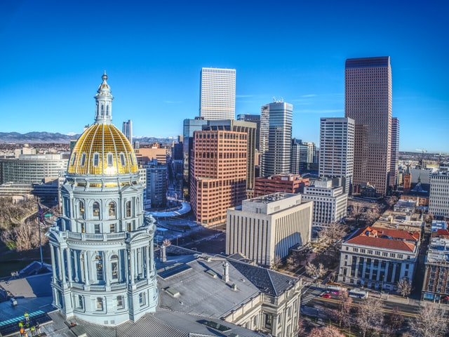 Best places to visit in Denver while driving around