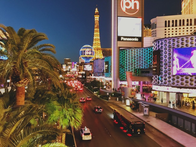 Top casino resorts in Las Vegas