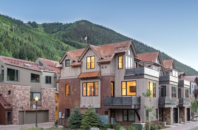 Telluride And Mountain Village, Colorado