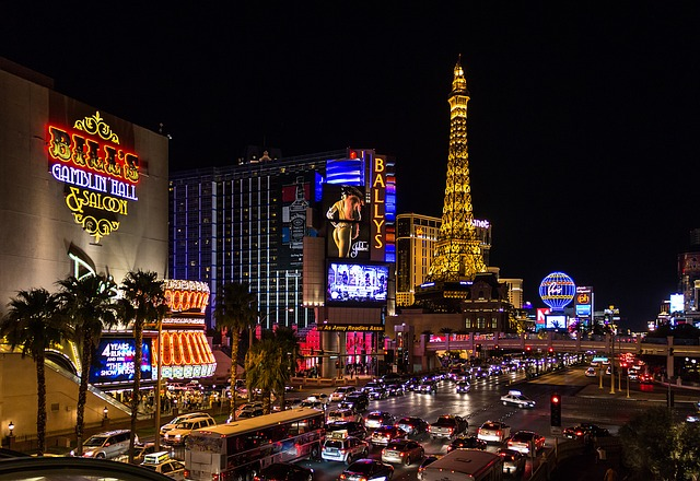 Las Vegas: a unique city in the world, where excess reigns