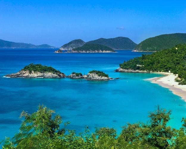 Best time to visit St. John